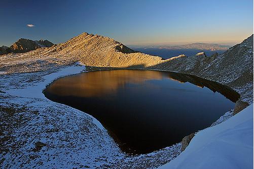 Aanso Lake