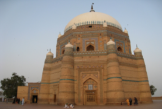 Tomb of Shah Rukne Alam