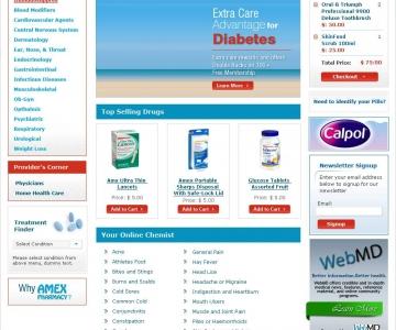Amex Pharmacy
