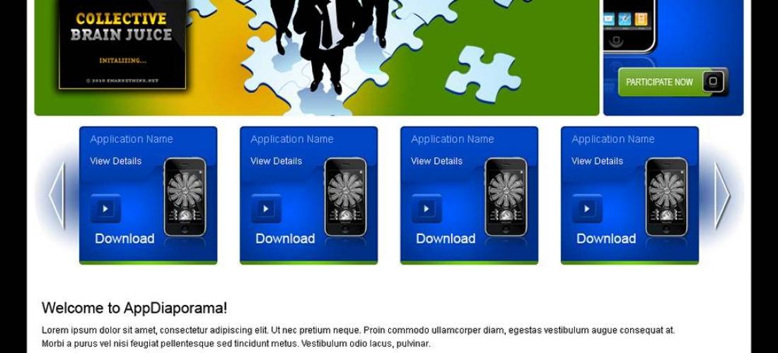 App Diaporama