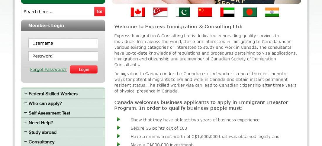 Express Immigration