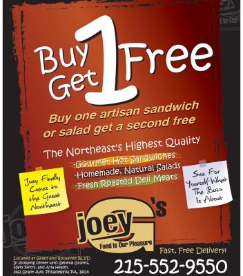 Joey G's