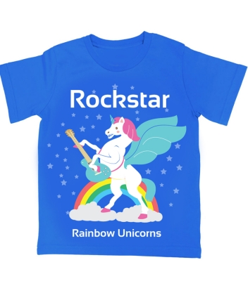 Rockstar – Rainbow Unicorns