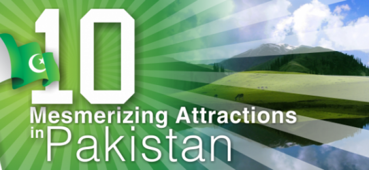 10 must-visit attractions for creatives in Pakistan