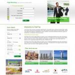 Paktrip website designing