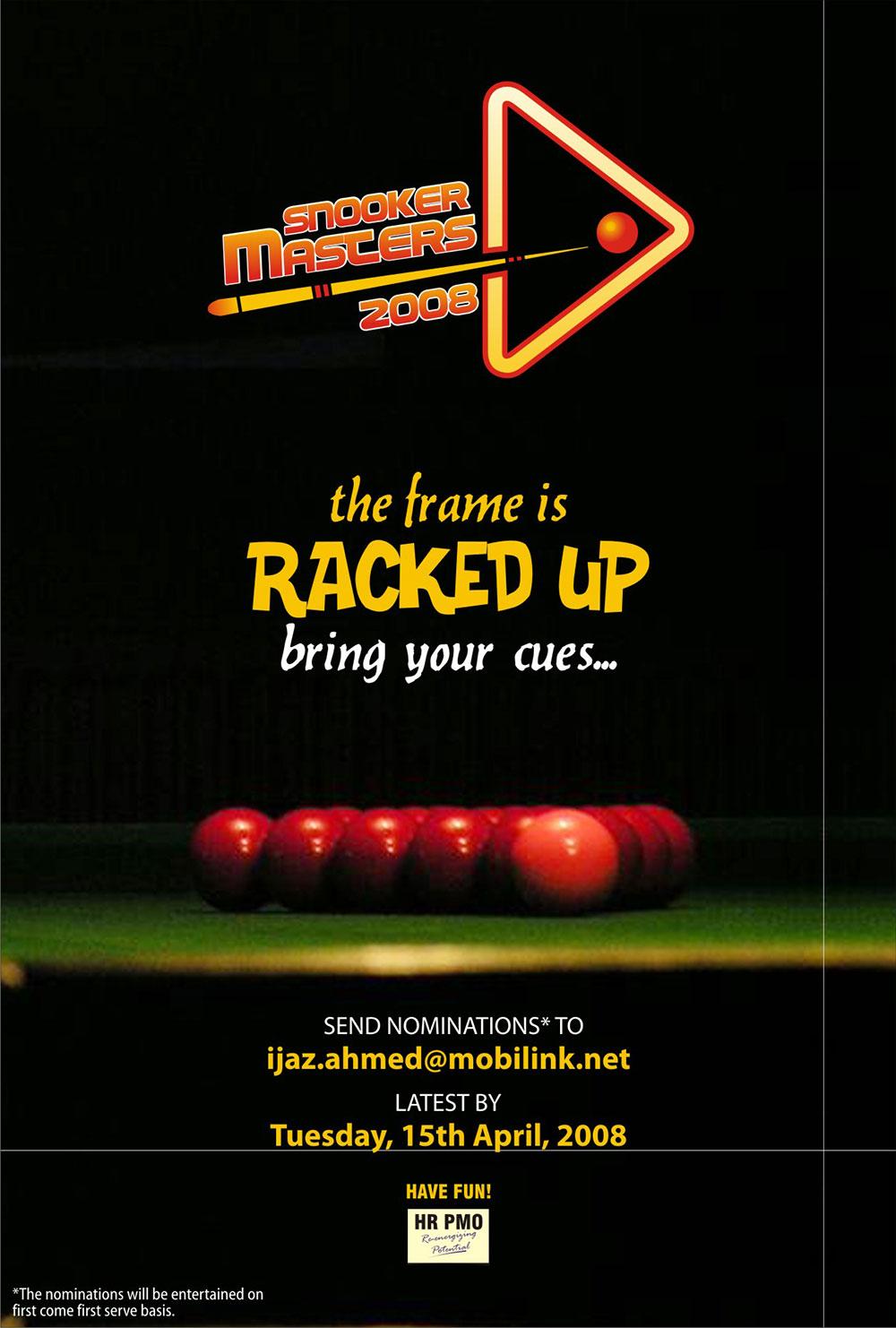 Snooker Master