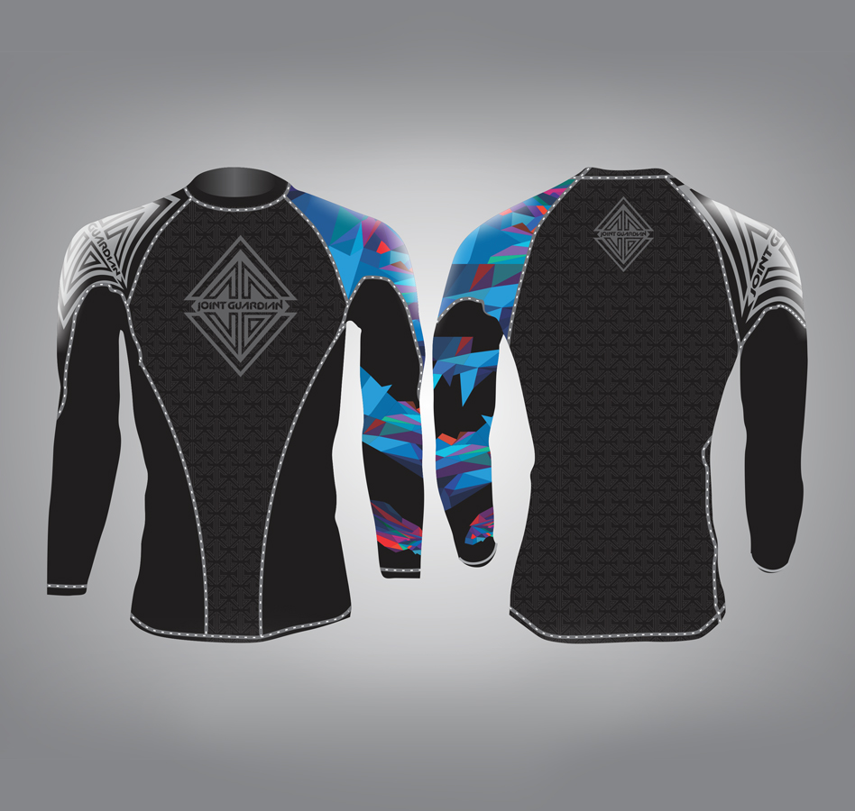 Rashguard And Fightshort – JG
